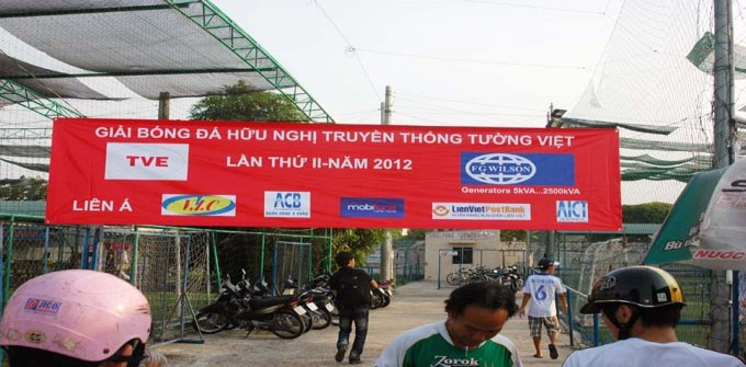 Cúp Tường Việt 2012