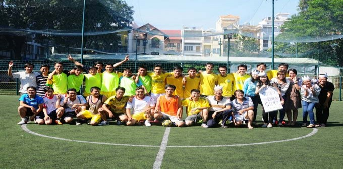 Tuong Viet Cup 2013