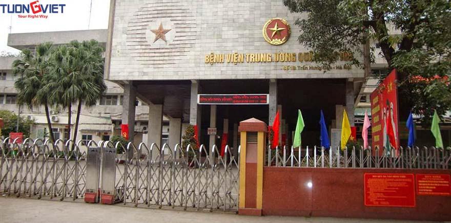 Bện viện Trung ương quân đội 108