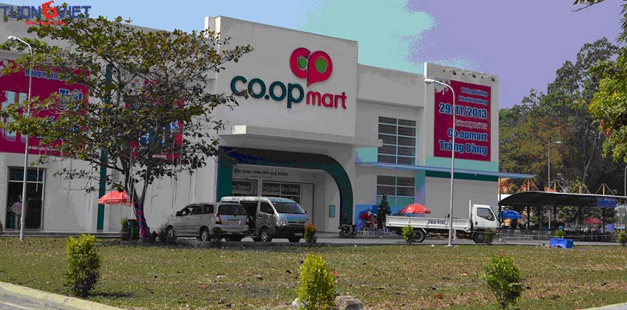 Hệ thống Coopmart