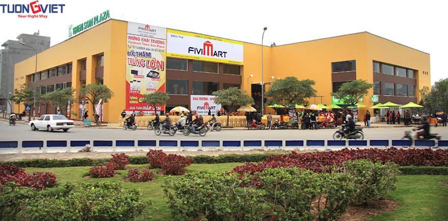 Hệ thống siêu thị Fivimart