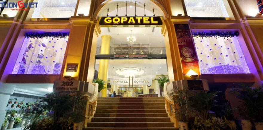Khách sạn Gopatel (4 sao)