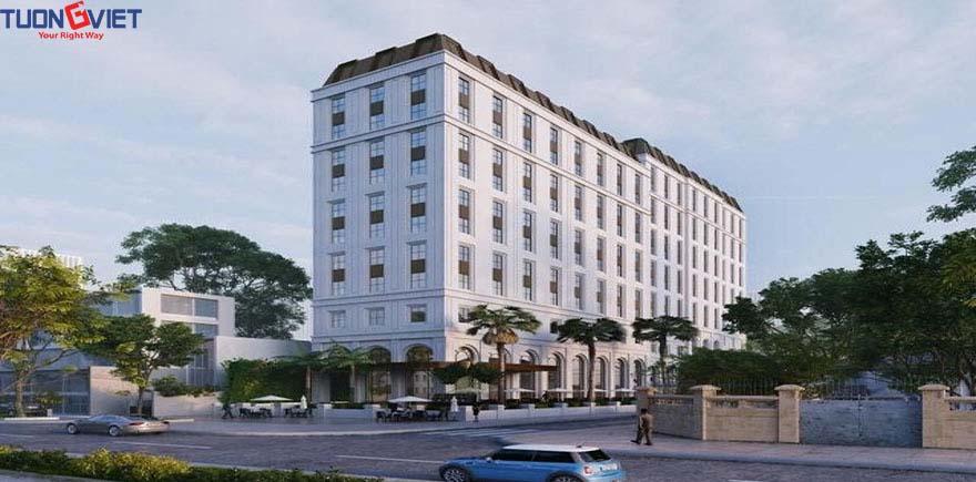 Marie Curie Hotel