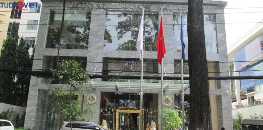 Khách sạn Mường Thanh Saigon