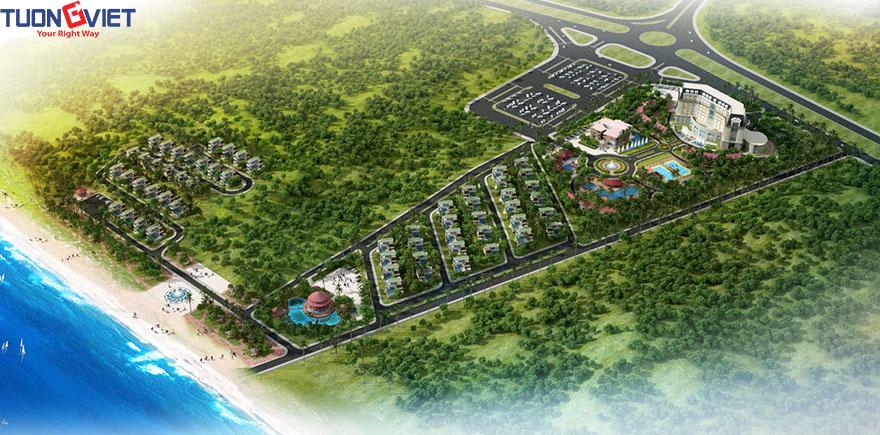 Trung tâm dịch vụ du lịch biển Nam Hùng