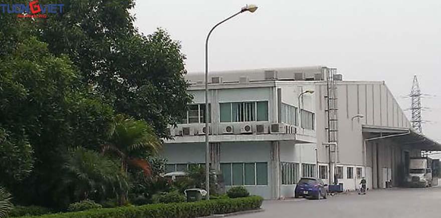 Nhà máy Diana Bắc Ninh