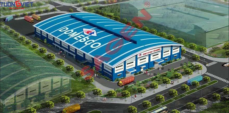Nhà máy Dược Domesco Đồng Tháp