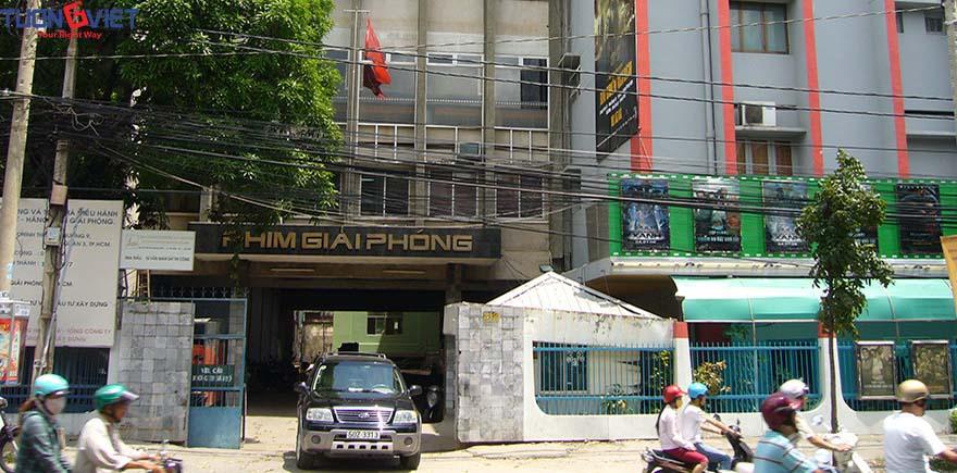 Giai Phong Film Center