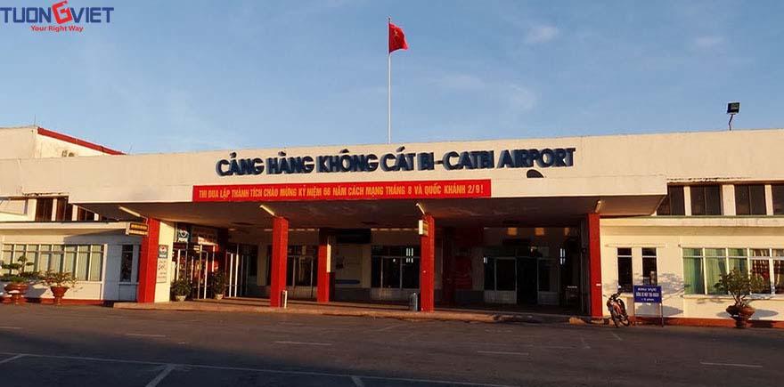 Sân bay Cát Bi Hải Phòng