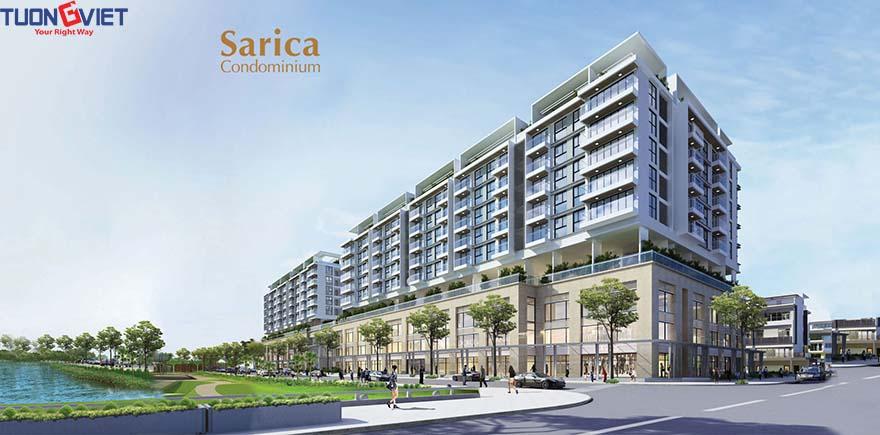 Sarica Condominium - Khu đô thị Sala