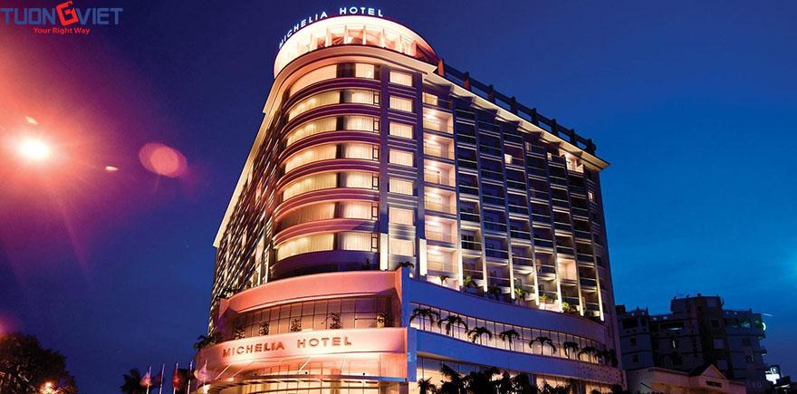 Khách sạn TTC Premium Michelia Nha Trang