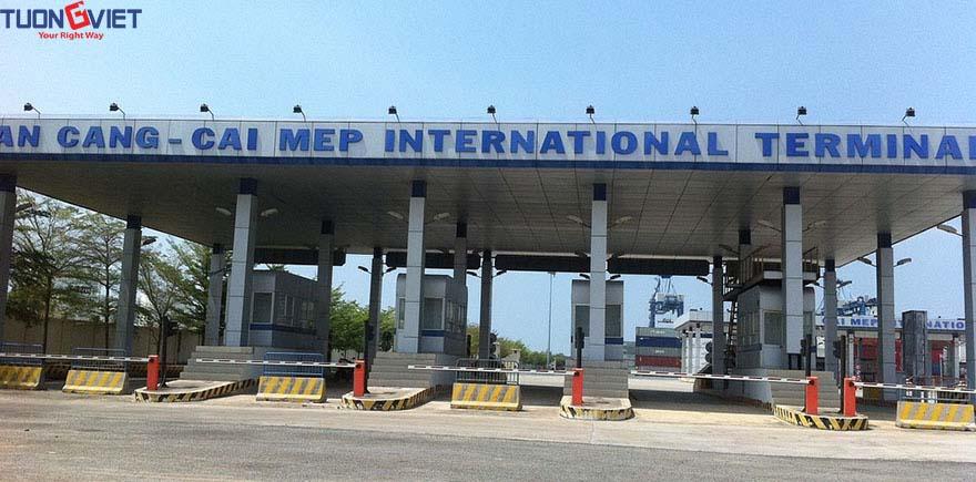 Tan Cang – Cai Mep International Terminal