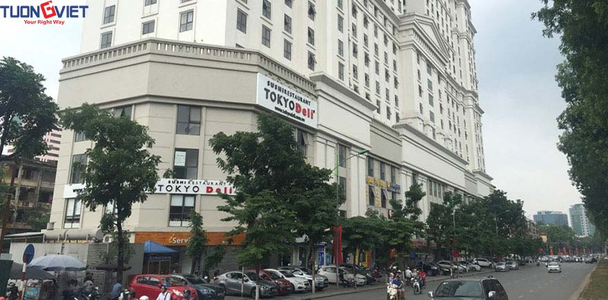 D2 Giang Vo Building