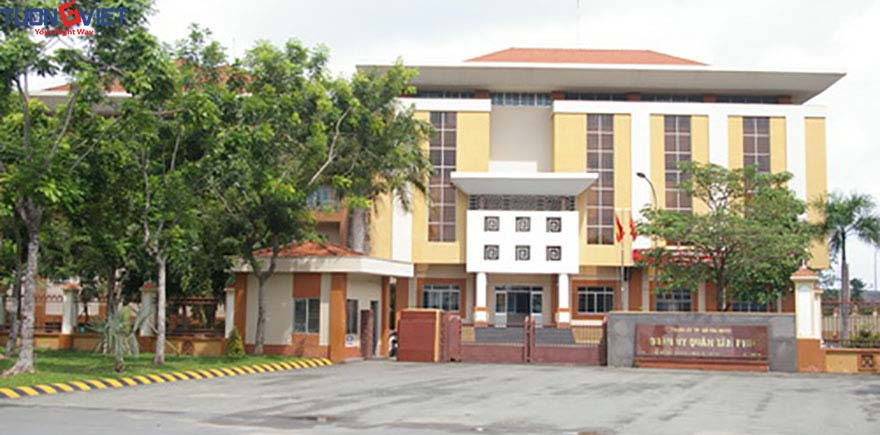 People's Committee Office of Tan Phu District