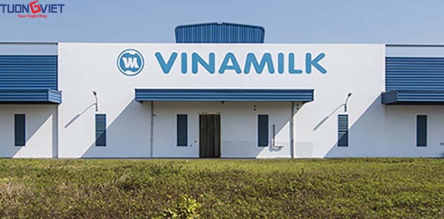 Nhà máy Vinamilk Campuchia