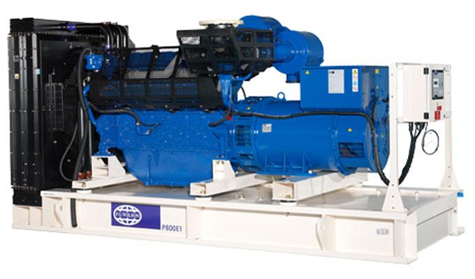 Công suất 730 - 2,500 kVA