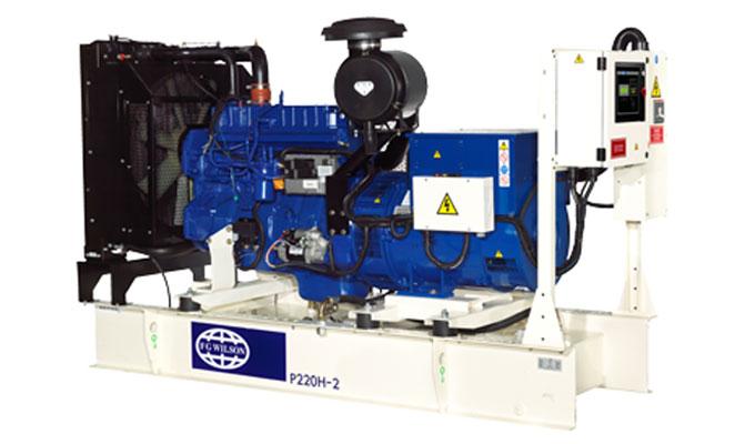 Công suất 200 - 330 kVA