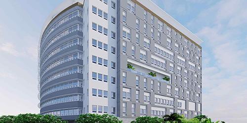 Tường Việt trúng thầu dự án Bệnh viện Sản Nhi Phương Nam